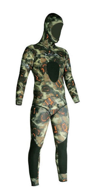 Muta Uomo Bipezzo Mimetica 3.0mm BEST HUNTER Tg. 5/XL