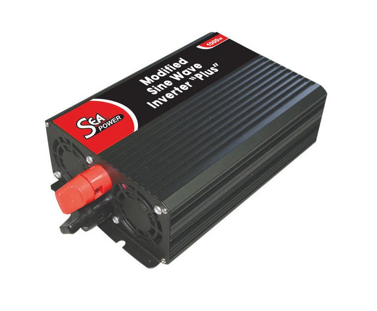 Inverter SEA POWER da 10/15 V a 220/230 V 1000 Watt