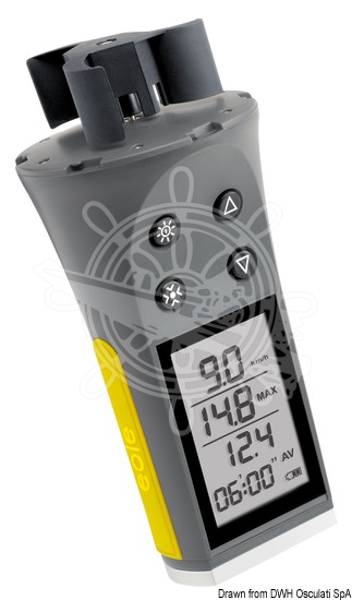 Anemometro portatile SKYWATCH Eole Windspeed