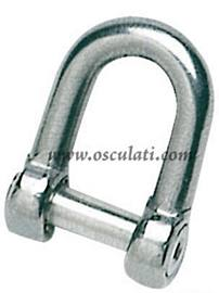 Grillo Inox a Perno Incassato � 12 mm