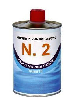 Diluente MARLIN n. 2 per Vernici Antivegetative 500ML