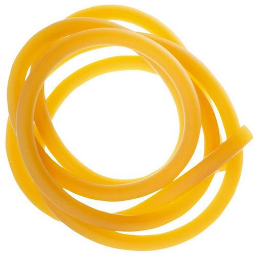Elastico Circolare Latex Color Ambra D. 16mm