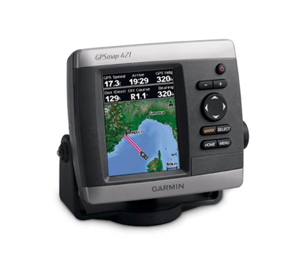 GPS GARMIN MAP 421