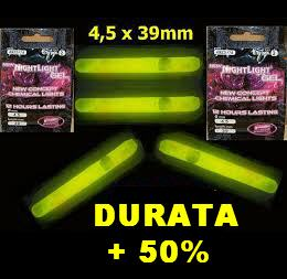 Starlight NIGHTLIGHT GEL - Coppia 4,5x39mm.+OFFERTA QUANTITA' @@