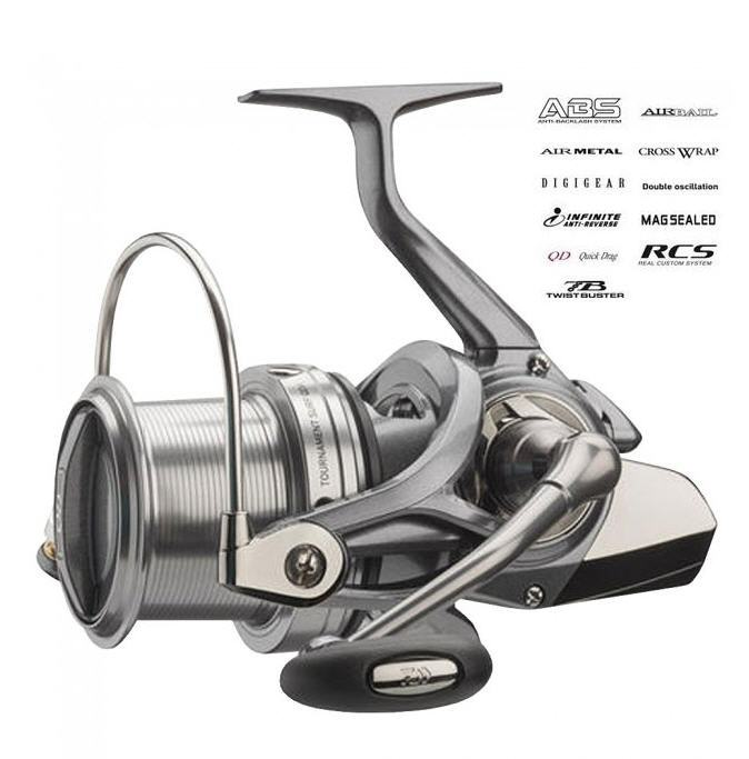 Mulinello Daiwa TOURNAMENT SURF 4500QDA Surf Casting