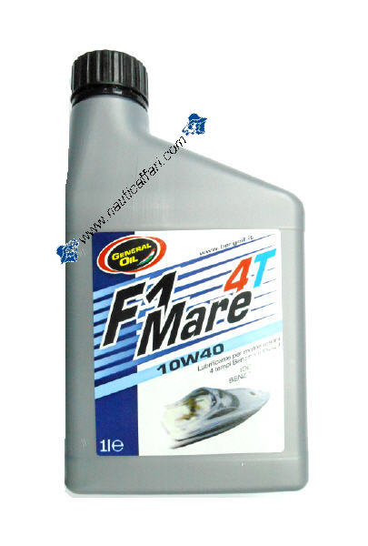 GENERAL OIL Marine Speed 4 tempi-10W40
